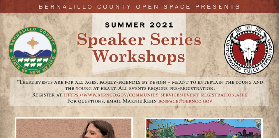 BERNCO OPEN SPACE OFFERS VIRTUAL SUMMER CLASSES