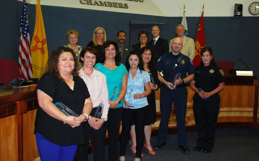 BERNCO HONORS EMPLOYEES OF THE QUARTER