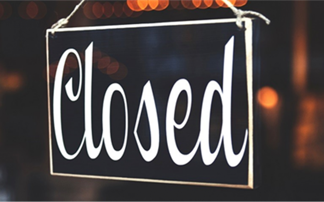 THE COURT OF WILLS, ESTATE AND PROBATE WILL BE CLOSED ON THURSDAY, FEB. 25