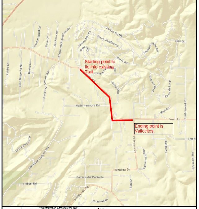 FROST ROAD TRAIL EXTENSION