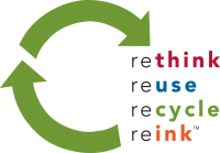Recycle Reink logo