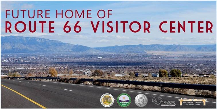 ROUTE 66 VISITOR CENTER – PHASE 1