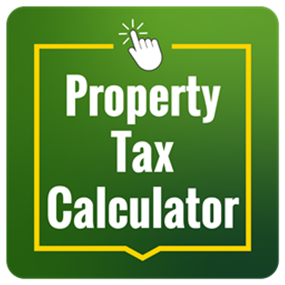 Text graphic that says Tax Calculator
